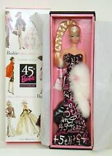 45TH ANNIVERSARY SILKSTONE Barbie LIMITED BFMC~NRFB