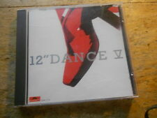"12"" Dance V [CD Album] POlydor 1991 Gregorian L.A. Style Salt 'N' Pepa PM Dawn"