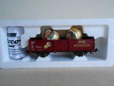 """Roco 47692 , offener Güterwagen , DB , """"Mozartkugeln"""" , Spur H0"""