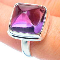Amethyst 925 Sterling Silver Ring Size 8.5 Ana Co Jewelry R35457F