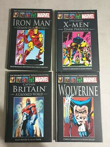 Marvel Ultimate Graphic Novels Collection: Volumes 1 to 4