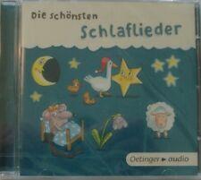 CD - Die schönsten Schlaflieder - Oetinger Audio - Originalverpackt