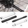 Bicycle Bike Cycling Thru Axle Hub Adapter 12&15mm to9/12mm Quick Release Skewer