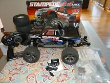 Traxxas Stampede 4 x 4 VXL Brushless Radio Controlled Monster Truck