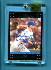 BILLY WAGNER METS 2016 TOPPS ARCHIEVES AUTOGRAPH BASEBALL CARD CASED SP #02/10