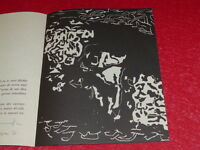 [Coll.r-jean Mill Art 20th] Dora Tuynman Litho Signed 1961 Serigraphy Cobra