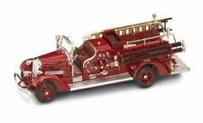Ahrens Fox Vc 1938 Red 1:43 Model LUCKY DIE CAST