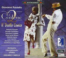 Giovanni Paisiello - Paisiello - Le Contesse; Il Duello Comico [CD]