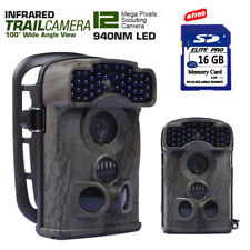 New Ltl Acorn Ltl-5310WA 12MP IR LED Wildlife Wide Angle Night Trail Camera+16GB