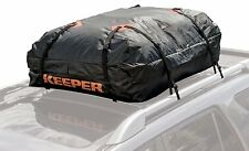 Rooftop Cargo Carrier Bag For Car Van SUV Waterproof Weather Protects 15 Cubic