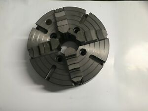 250mm Bison 4-Jaw independent chuck 4304-250 (new)