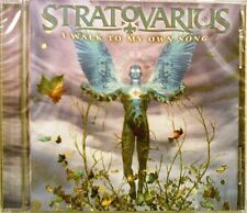 "CD STRATOVARIUS ""I WALK TO MY OWN SONG""  3 TITRES, NEUF, SOUS BLISTER SCELLE"