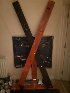 Dungeon furniture Saint Andrews Cross