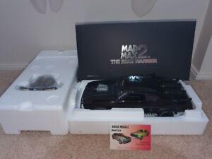 1:18 Autoart Mad Max 2 Falcon Coupe Interceptor Upgrade Version The Road Warrior