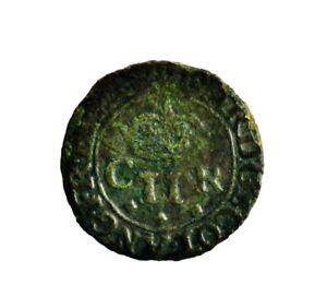 Charles I Twopence/ Turner - Scottish Coin  (HHC5187)