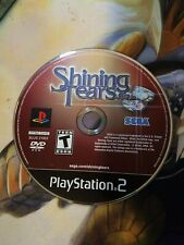 Shining Tears (Sony PlayStation 2, 2005) Game Only Tested