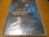 """DVD """"LA VIE PRIVEE DE SHERLOCK HOLMES"""" Robert STEPHENS, Colin BLAKELY"""
