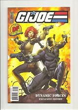 G.I. Joe #1 Nm+ 9.6 Retailer Edition (Dynamic Forces) *Limited To 1,000* 2009