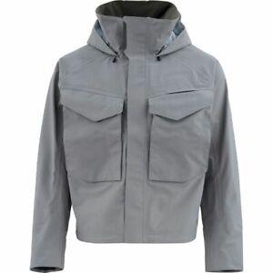Simms Guide GORE-TEX Jacket Simms Steel XL