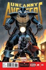 UNCANNY AVENGERS #6 MARVEL NOW NEAR MINT FIRST PRINT BAGGED & BOARDED