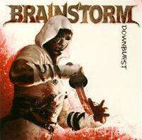 BRAINSTORM-DOWNBURST-JAPAN CD BONUS TRACK E75
