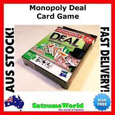 Monopoly Deal Playing Cards Card Game Hong Kong Hasbro English Chinese New Fun