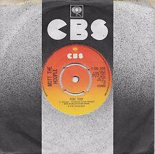 MOTT THE HOOPLE  Foxy Foxy / Trudi's Song (nonLP track)  UK Import 45