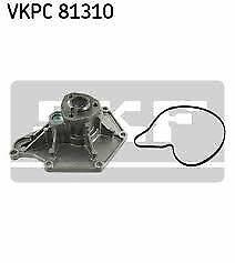 SKF Water Pump VKPC 81310 fits Audi A6 Allroad 3.0 TDI Quattro (C6) 171kw, 3....