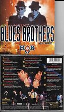 CD 15T BLUES BROTHERS AND FRIENDS LIVE FROM CHICAGO'S HOUSE OF BLUES 1997