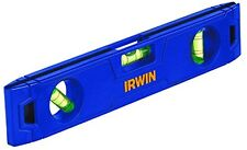 IRWIN Tools 50 Magnetic Torpedo Level, 9-Inch (1794159)