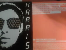 Calvin Harris - Acceptable In The 80s 2007 CDr PROMO single MINT 5 tracks