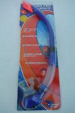 TUBA Pro Schnorchel AIR Silicon Ventil deep blue Top Angebot