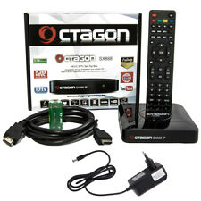 Octagon SX888 H265 Mini IPTV Box Stalker m3u Playlist VOD Xtream WebTV HDMI HDTV