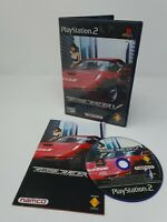 Playstation 2 (PS2) Game: RIDGE RACER V (5) GOOD complete fast free shipping
