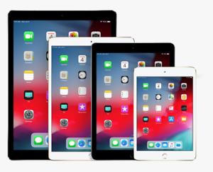 iPad Mini/ iPad Air/ iPad 1 2 3 4/Display Glas EXPRESS REPARATUR inkl. Einbau✅✅✅