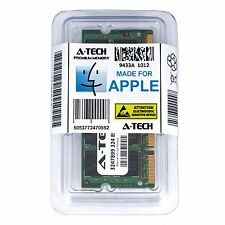 512MB Module SODIMM PowerBook G4 Mid 2002 A1001 M8591LL/A M8592LL/A Memory Ram