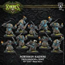 Hordes Trollbloods Northkin Raiders Unit & Attachment PIP71110