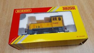 Hornby 00 Gauge Network Rail Diesel Shunter
