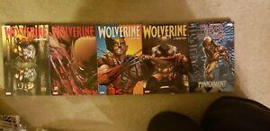 Wolverine by Daniel Way: The Complete Collection Vol. 1 2 3 4, Dark Wolverine