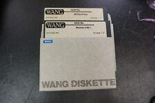 WANG Windows 3.0/3.1 - 5.25 Media