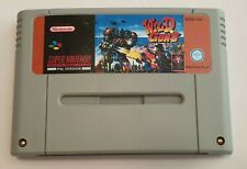 Wild Guns Snes Super Nintendo PAL