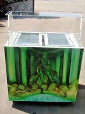 Hand Painted Gelato Case/Freezer