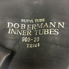 900-20 Heavy Duty Truck Tire Inner Tube with TR443 Valve Dobermann #32004