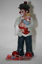 """Gilde Clown """"großer Bruder """" Editionsfigur limitiert 2011 NEU & OVP"""