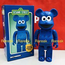 Medicom Be@rbrick 2016 Sesame Street 400% Cookie Monster Bearbrick 1pc