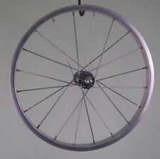 Taylor Wheels 16 Zoll Vorderrad Fahrrad Laufrad Felge Auminium Silber Kinderrad