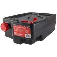 FloTool Oil/Antifreeze Drainage Pan Drain Sump Container 9.4 Litre 42001MIE