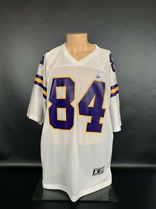 NWT Vintage Randy Moss Minnesota Vikings Starter Jersey Size 52