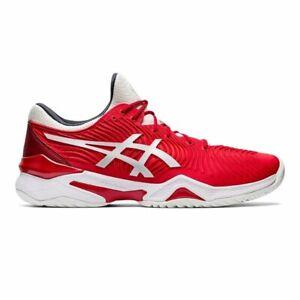 ASICS COURT FF NOVAK Men's Tennis Shoes Red Racquet All Court 112012001-603