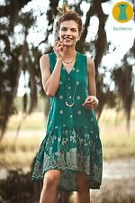 NWT SZ XS $158 Anthropologie Pippa Swing Dress By Maeve Green